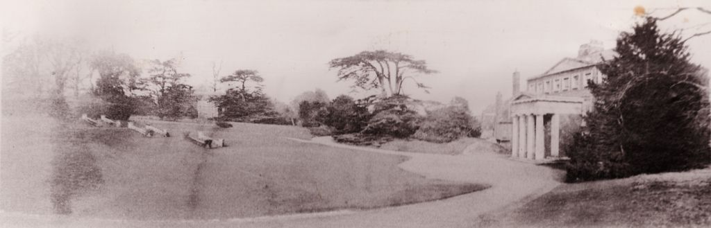 Goodnestone Park c. 1900